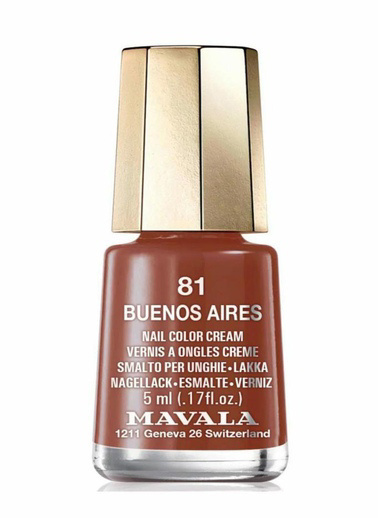 Mavala Mavala 81 Buenos Aires Oje Kahve
